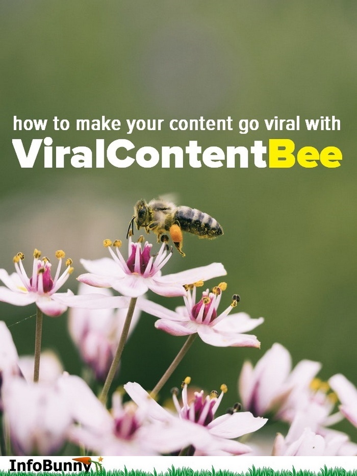 ViralContentBee - How to make your blogs go viral