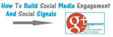 How To Build Social Media Engagement And Social Signals