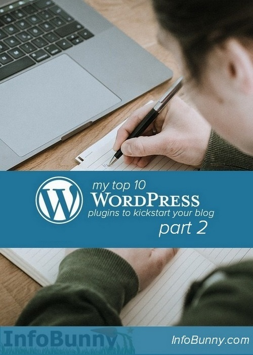 My top 10 wordpress plugins part 2