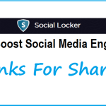 Boost Social Media Sharing With Social Locker