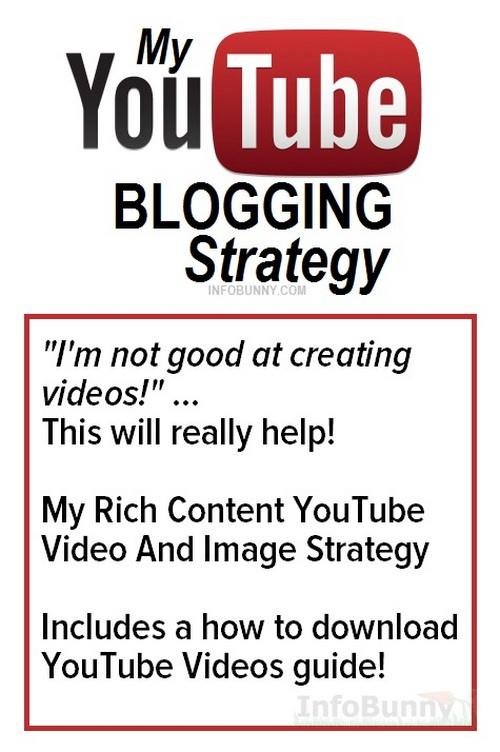 My YouTube Video Strategy