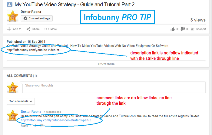 YouTube Video Strategy Part 2 Pro Tip Image