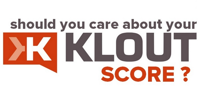should you care about your Klout Score?