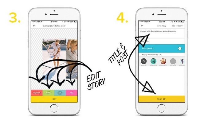 tell-your-story-2-the8app-guide-infobunny