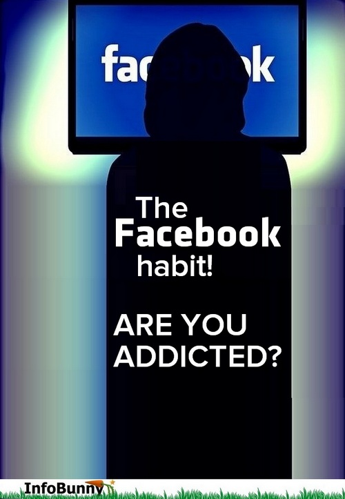 The Facebook Habit - Are you addicted to Facebook - Social Media Addiction
