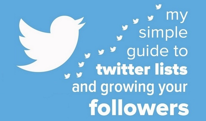 My simple guide to Twitter Lists