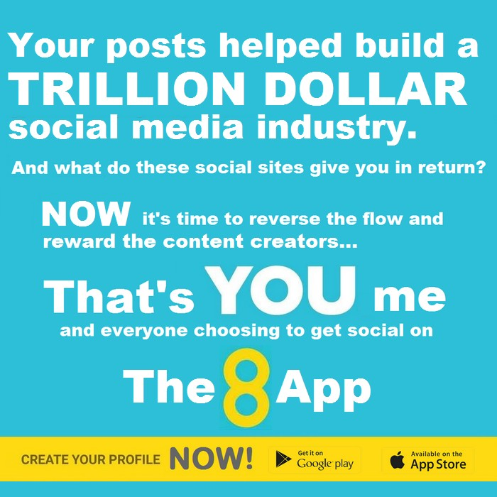 the8app-the best social message