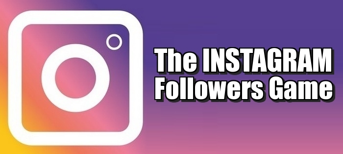 The Instagram Followers Game