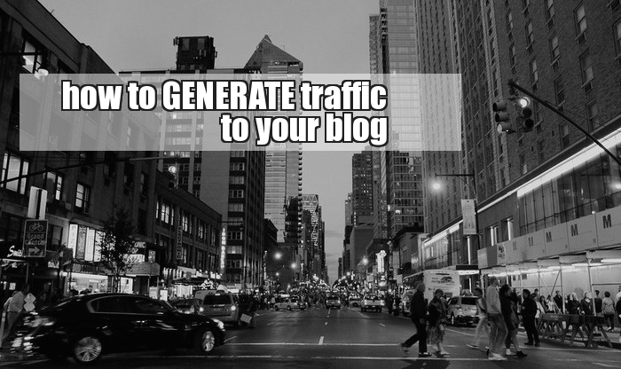 how to drive traffic to your blog for free