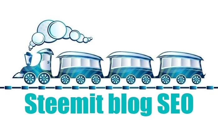 Steemit Blog SEO
