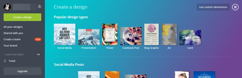 How To Create Images For Your Blog With Canva - How To Guide