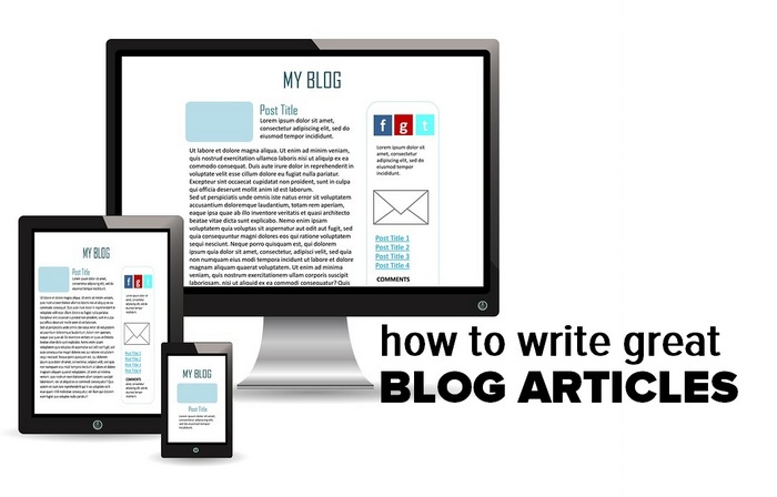 How to structure great blogs Infobunny