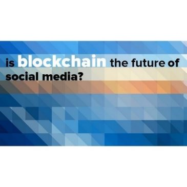 Is blockchain the future of social media?