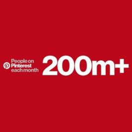 Pinterest passes 200 million monthly active users