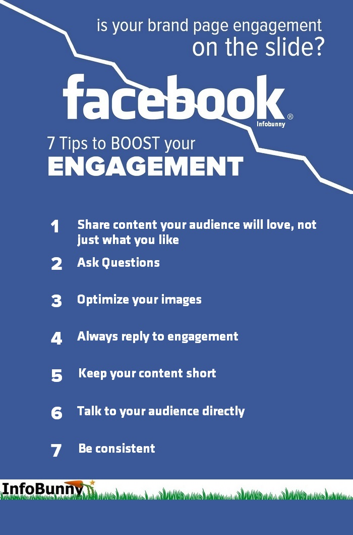 7 tips to boost your Facebook engagement