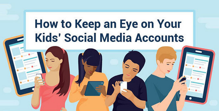 Tips For Monitoring Your Child's Social Media Usage - The rise of social media monitoring apps