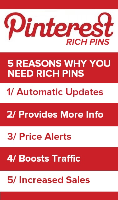 Pinterest Traffic Generation Guide - Rich Pins