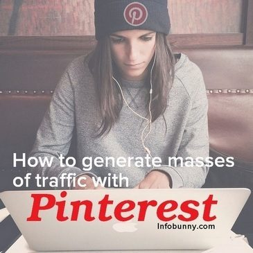 Pinterest Traffic Generation Guide – How To Leverage Your Content