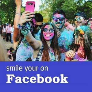 Facebook selfie image verification on the way -  Smile your on Facebook