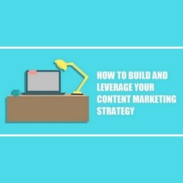 Leverage your content marketing strategy to generate traffic