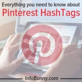 Pinterest Hashtags – Everything you need to know about Hashtags