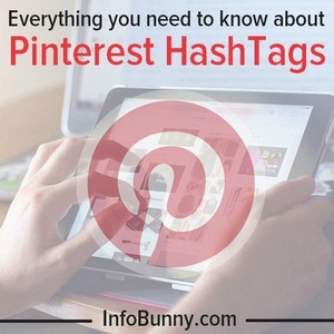 Pinterest Hashtags - Everything you need to know about Hashtags