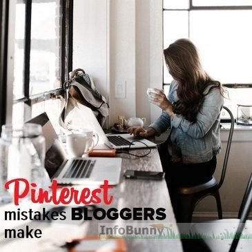 Pinterest Mistakes Bloggers Make – CASE STUDY