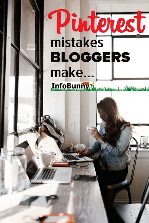 Pinterest Mistakes Bloggers Make - What effect do comments have on Pins in the  Google search results