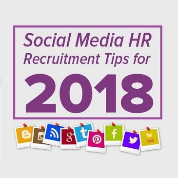 Social Media HR Recruitment Tips for 2018