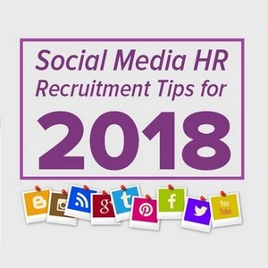 Social Media HR Recruitment Tips for 2018 - SM Recruitment Strategy