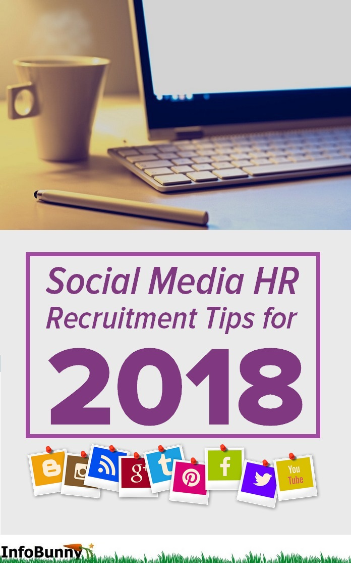 Social Media HR Recruitment Tips 2018