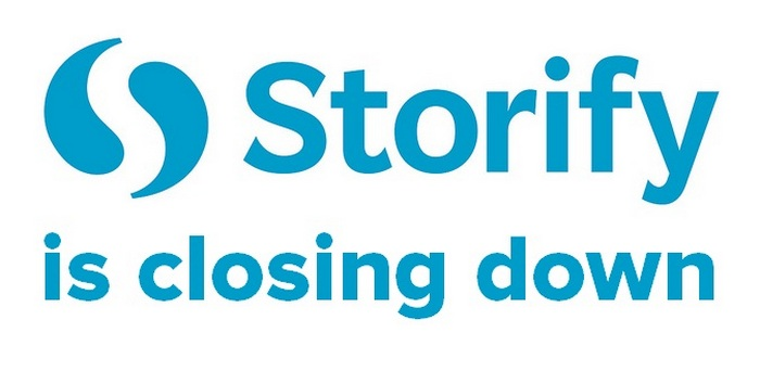 It has been announced that Storify is closing down