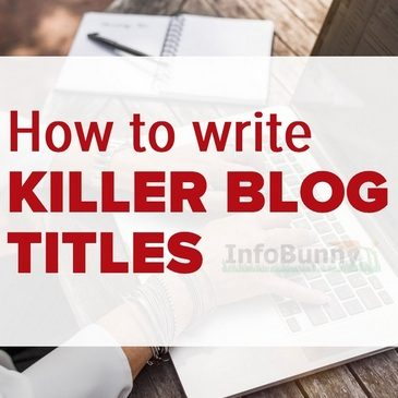 How to write Killer Blog Titles that convert into views