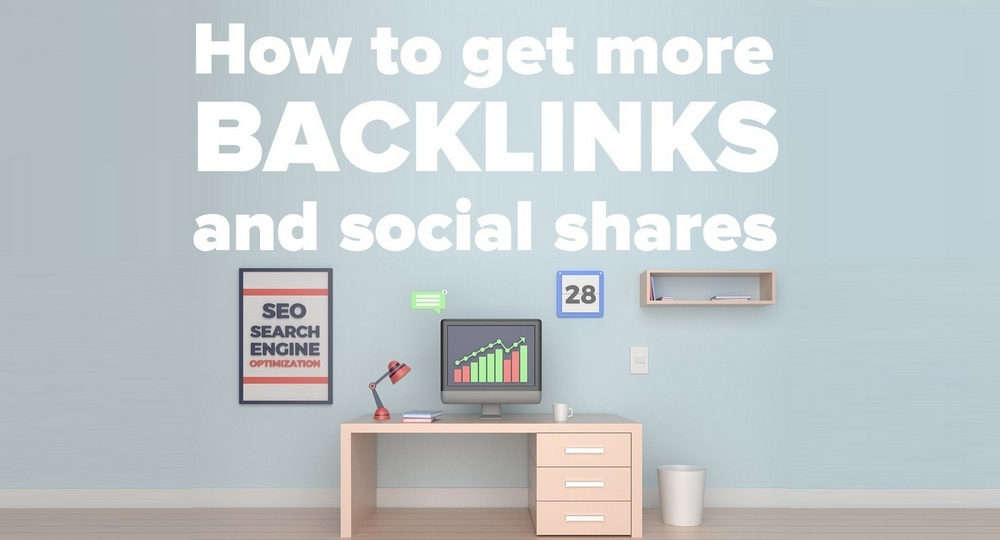 How to get more backlinks and social shares header