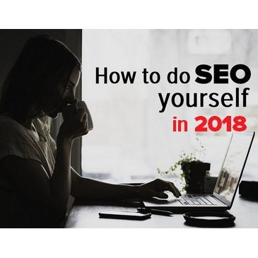 How to do SEO yourself in 2018