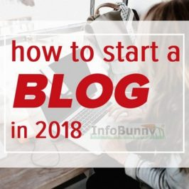 How to start a blog in 2018 – How To Guide