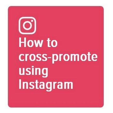 How to cross-promote using Instagram and Pinterest #PinterestTips #InstagramTips