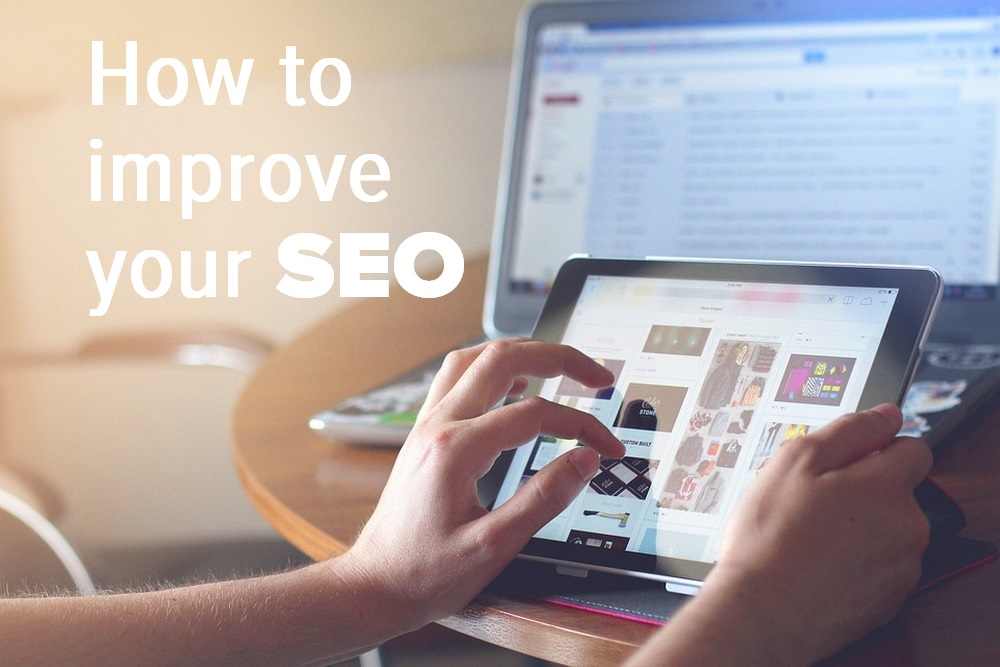 How to improve your SEO header