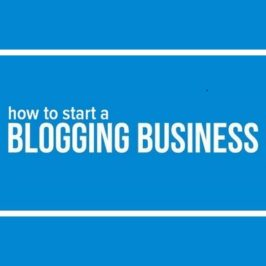 How to Start A Blogging Business for Money