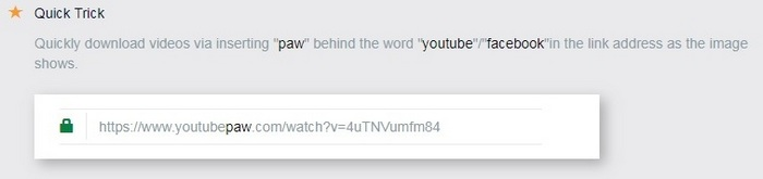 How to download YouTube Videos direct from YouTube with VidPaw