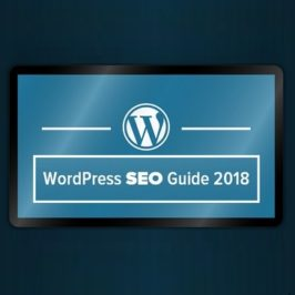Ultimate WordPress SEO Guide 2018
