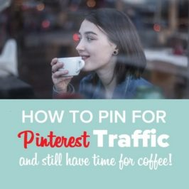 What is the best way to pin for Pinterest Traffic?