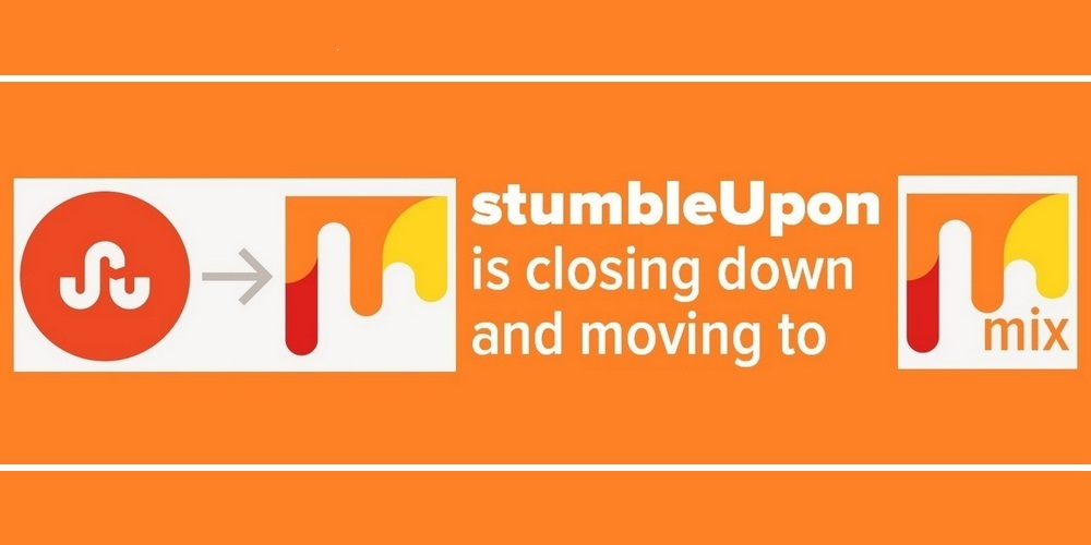 StumbleUpon is closing down
