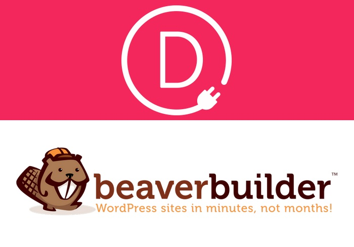 WordPress Page Builders: Divi Page Builder and WP Beaver Builder