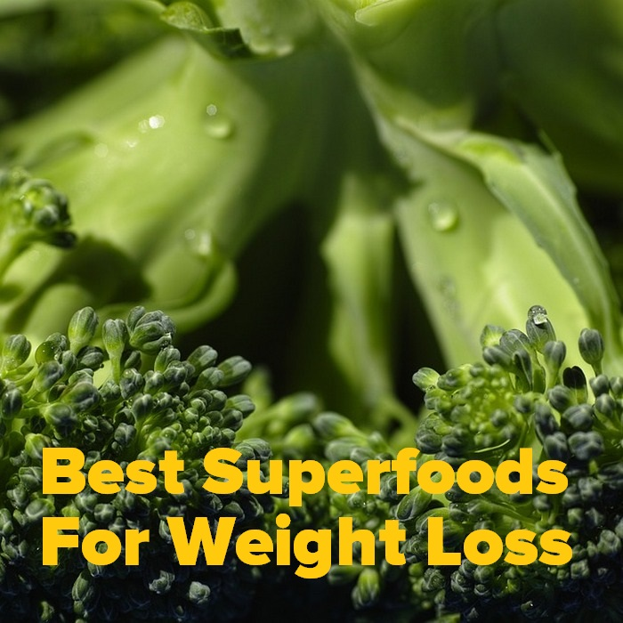 Broccoli image for - The best superfoods for weight loss