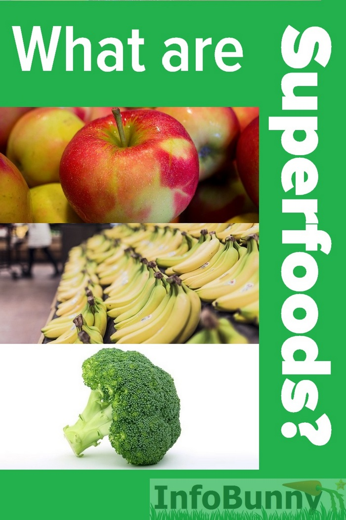What are superfoods 2018 edition