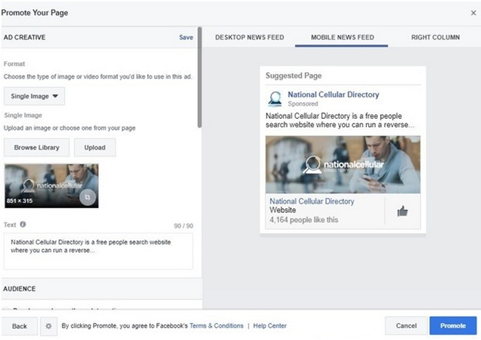 Facebook marketing guide 2018 Promote your page