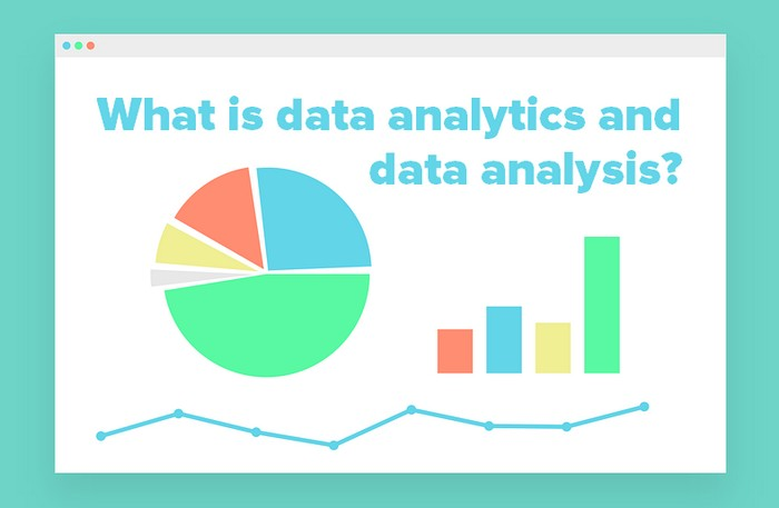 What is data analytics and data analysis?