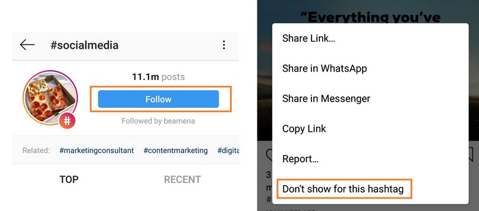 How to use Hashtags on Instagram the basics