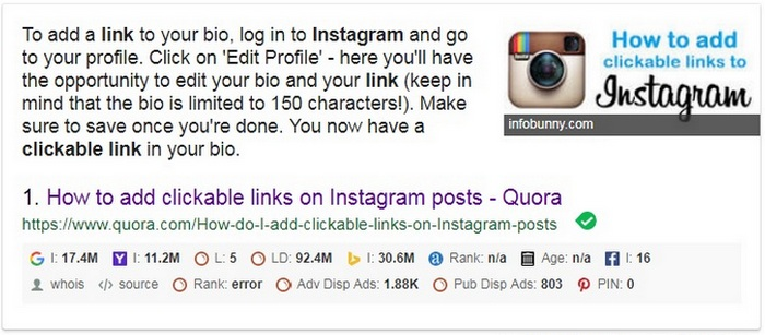 How to drive traffic to your site with Quora - Search results